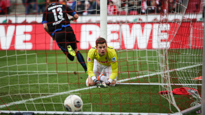 2. Bundesliga, 20. Spieltag: 1. FC Köln - SC Paderborn 07