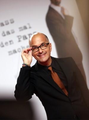 "Christoph Maria Herbst präsentiert seinen neusten Kinofilm ""Lass das mal den Papa machen"" in Köln"
