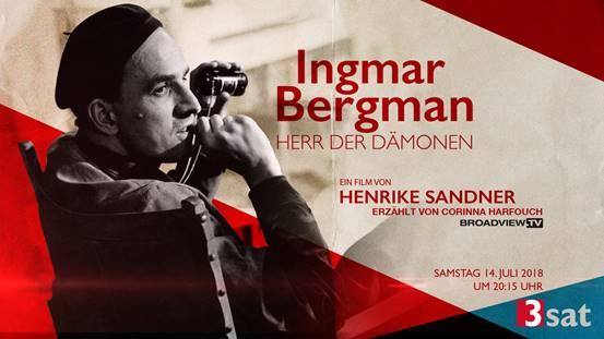 Ingmar Bergman - Herr der Dämonen-image